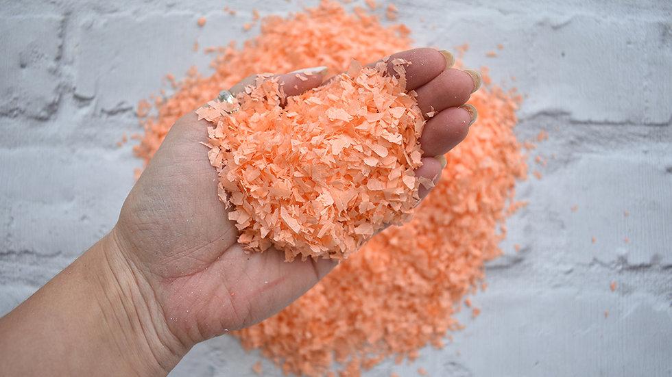 Peach Confetti | Biodegradable Confetti | Paper Confetti