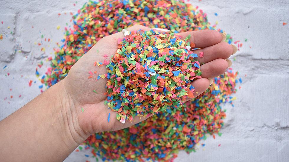 Rainbow Confetti | Biodegradable Confetti | Paper Confetti