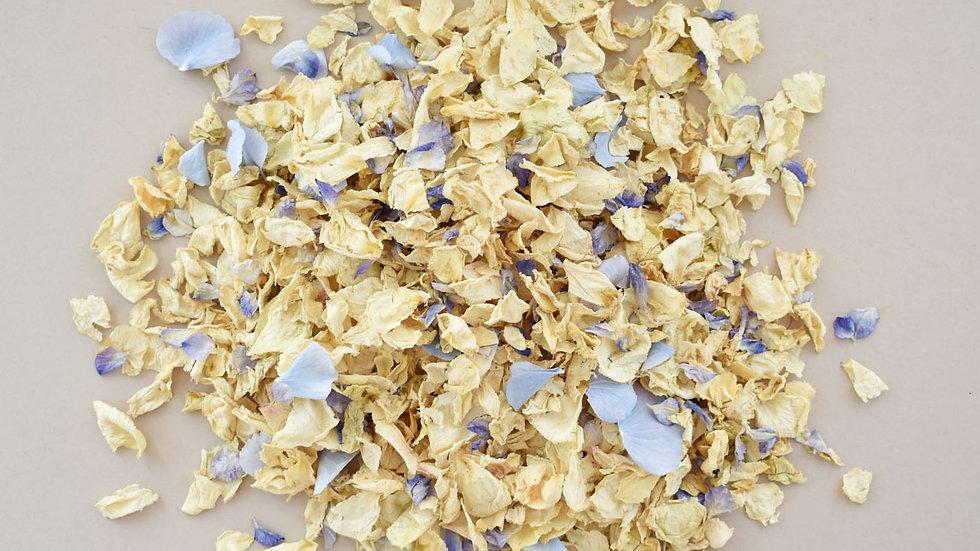 Slowfall Something Blue   Biodegradable Confetti   Confetti