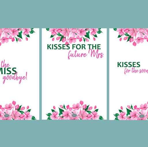 FREE WEDDING PRINTABLES - Perfect for your Hen Do.