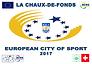 La Chaux-de-Fonds Ville europénne du sport 2017
