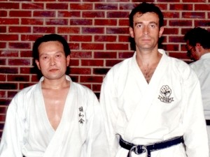 Seiichi Fujiwara 7e Dan
