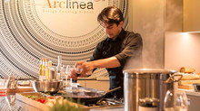 Opening Proefwerck Arclinea Design Cooking School