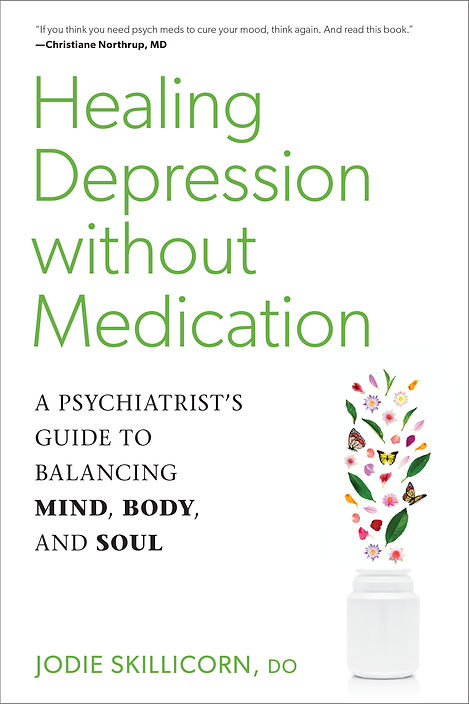 Healing Depression without Medication fi