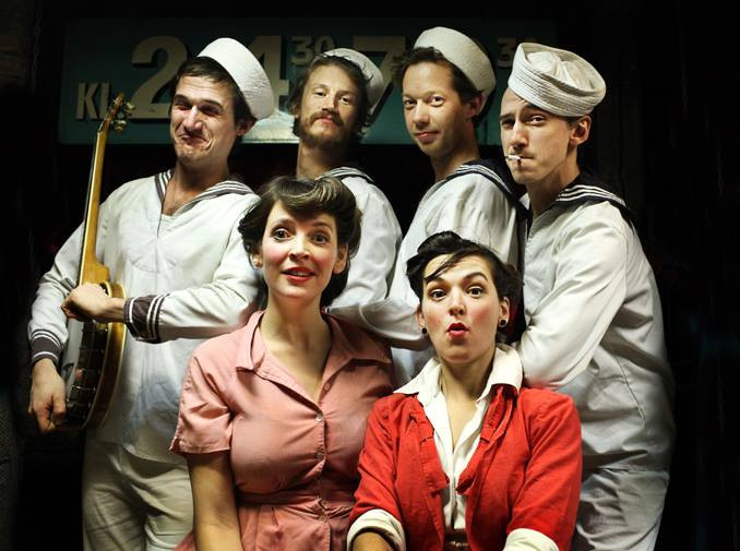 Bluenette Sister & the Seamen Orchestra