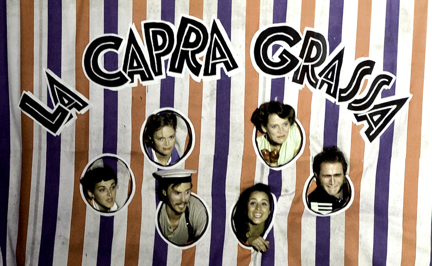 Opening scene Capra Grassa crew