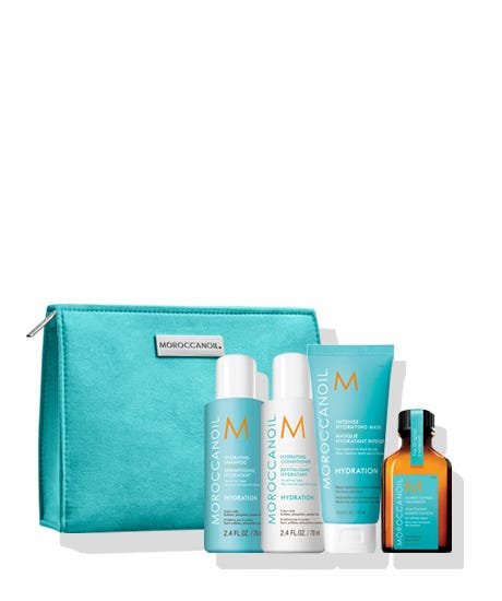 Moroccan Oil HYDRATION TAKES FLIGHT