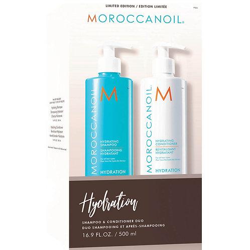 Moroccanoil Hydrating Shampoo & Conditioner Duo 500ml