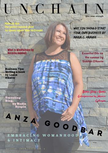 Unchain Your Inner Strength magazine