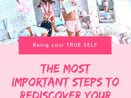Authenticity... How to rediscover yourself when you don't know who you are!