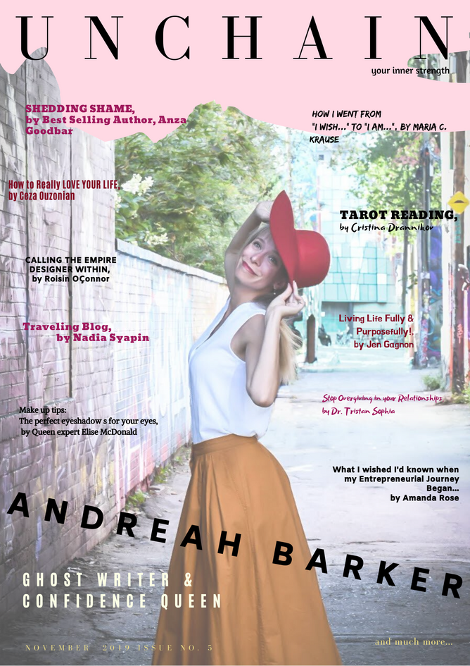 Unchain October issue.png