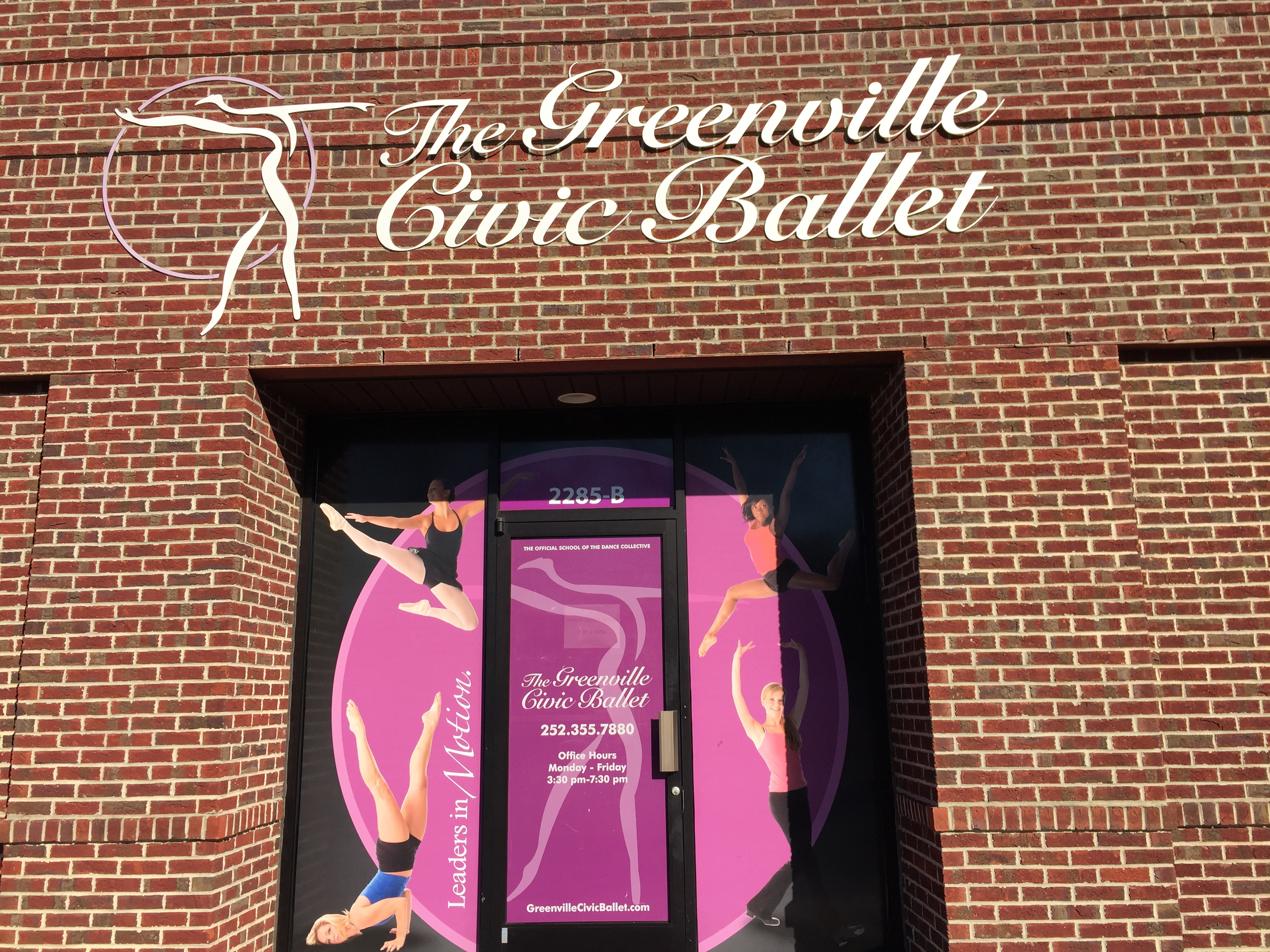 Greenville Civic Ballet