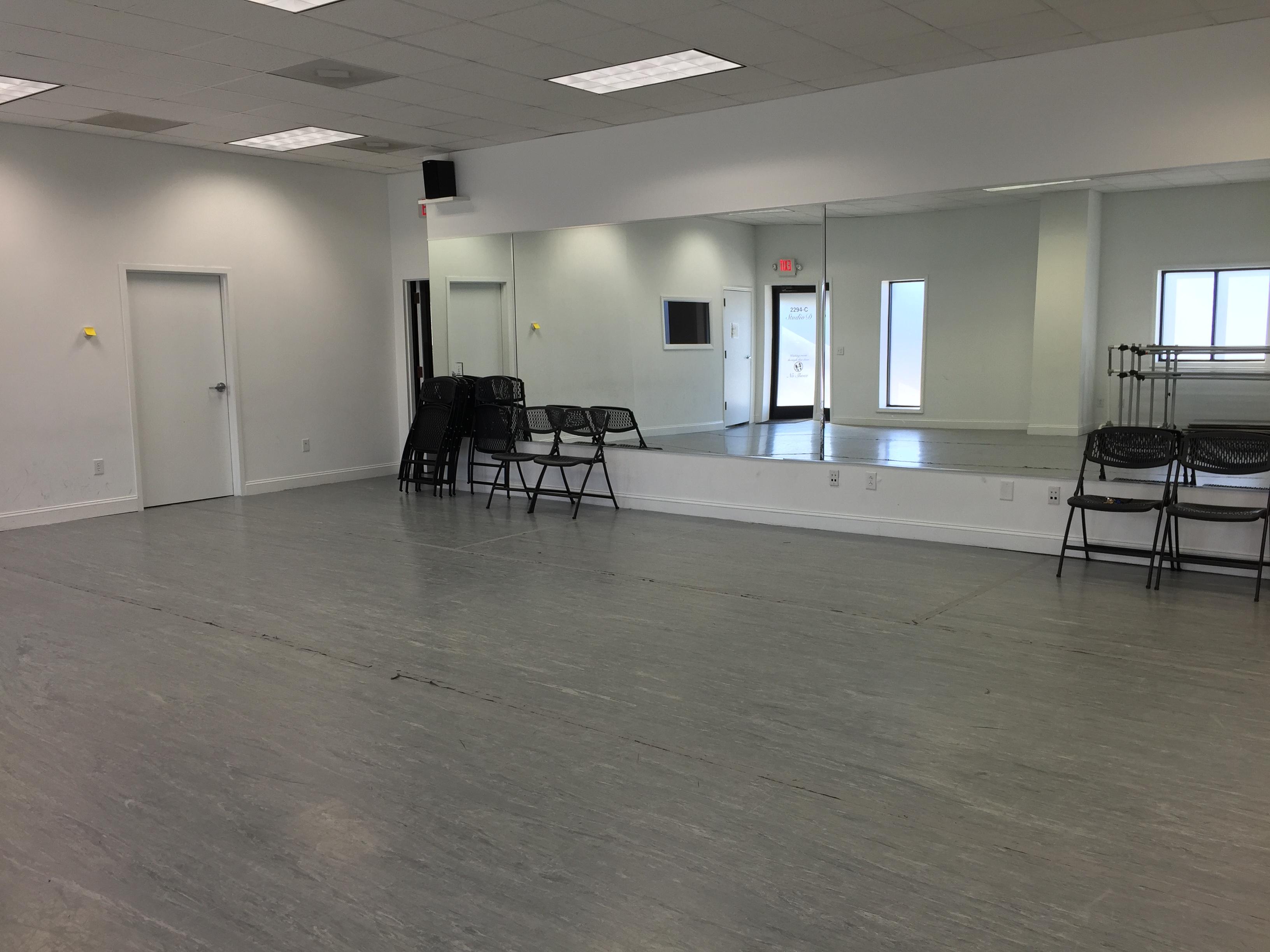 Studio Theatre Lobby