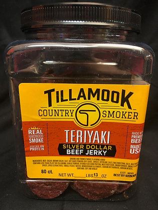 80ct Teriyaki Silver Dollars