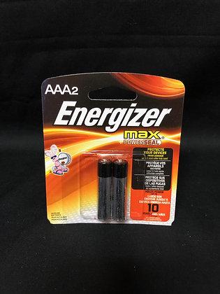 Energizer Max AAA2