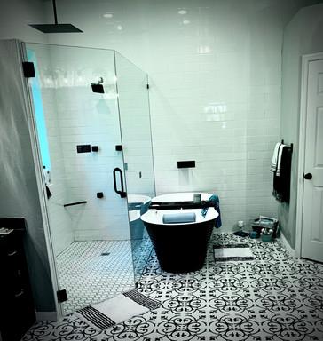 Bath remodel in Marathon, Florida