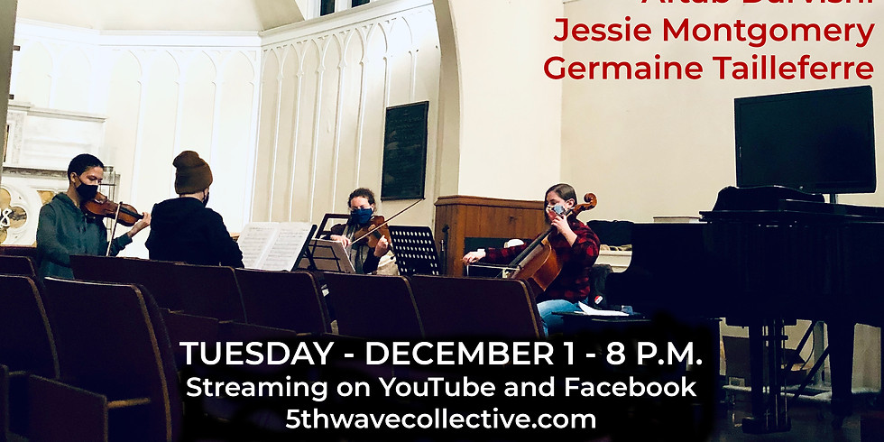 Classical Concert: 5th Wave Collective String Quartet