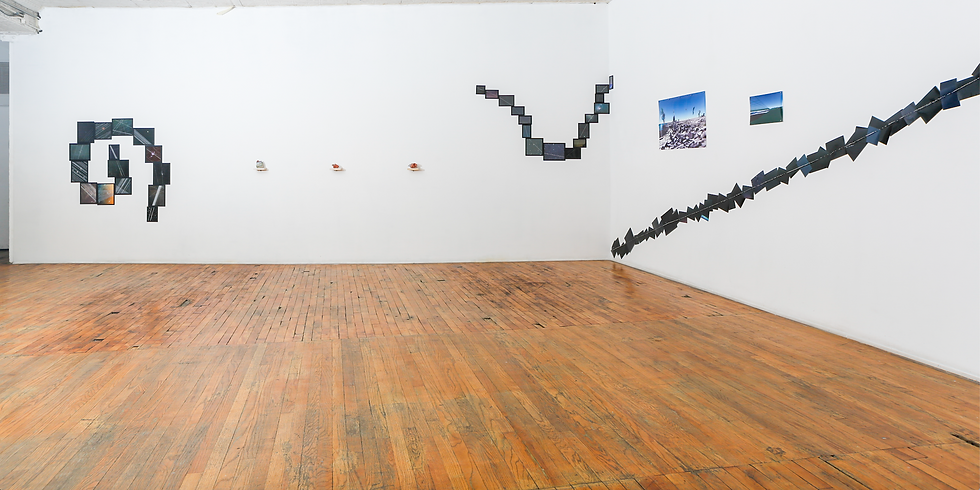 Virtual Artist Talk: The View From Above/Below