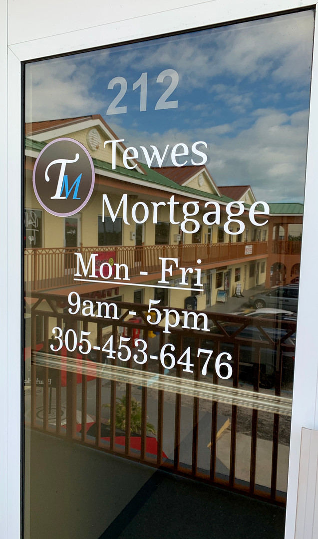 Tewes mortgage in marathon florida