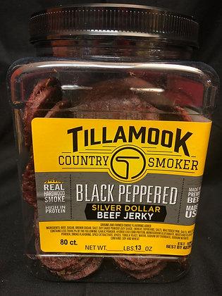80ct Black Pepper Silver Dollars