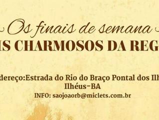 Praça Junina Rio do Braço