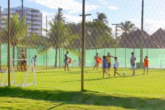 Campinho de futebol