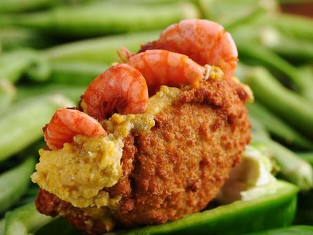 Venha experimentar o Acarajé da Bahia!