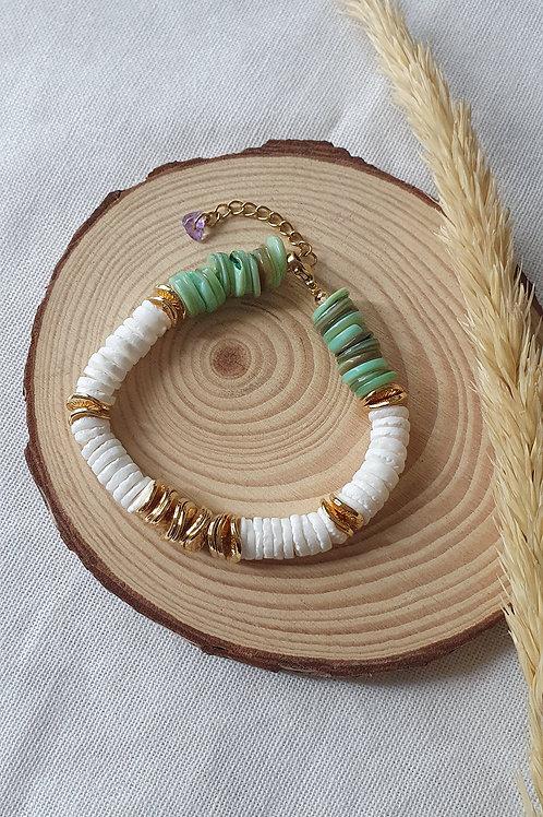 Bracelet AQUAVERDE