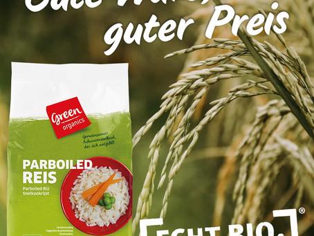 Parboiled Reis Preiswert und Gut