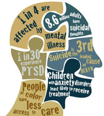Mental health stigma - an odd paradox