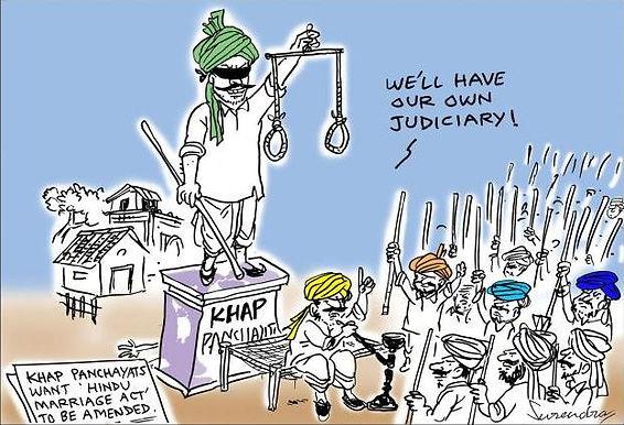 Khap Panchayat and Honour Killing