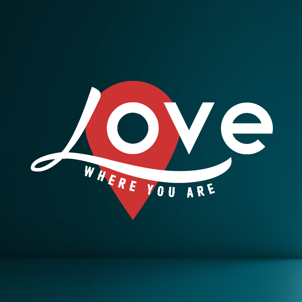 Love Where You Are - Logo