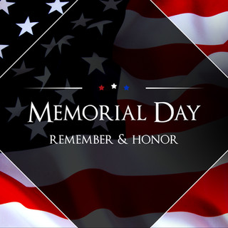 Memorial Day Social Media