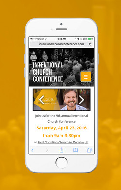 Intentional Church Conference
