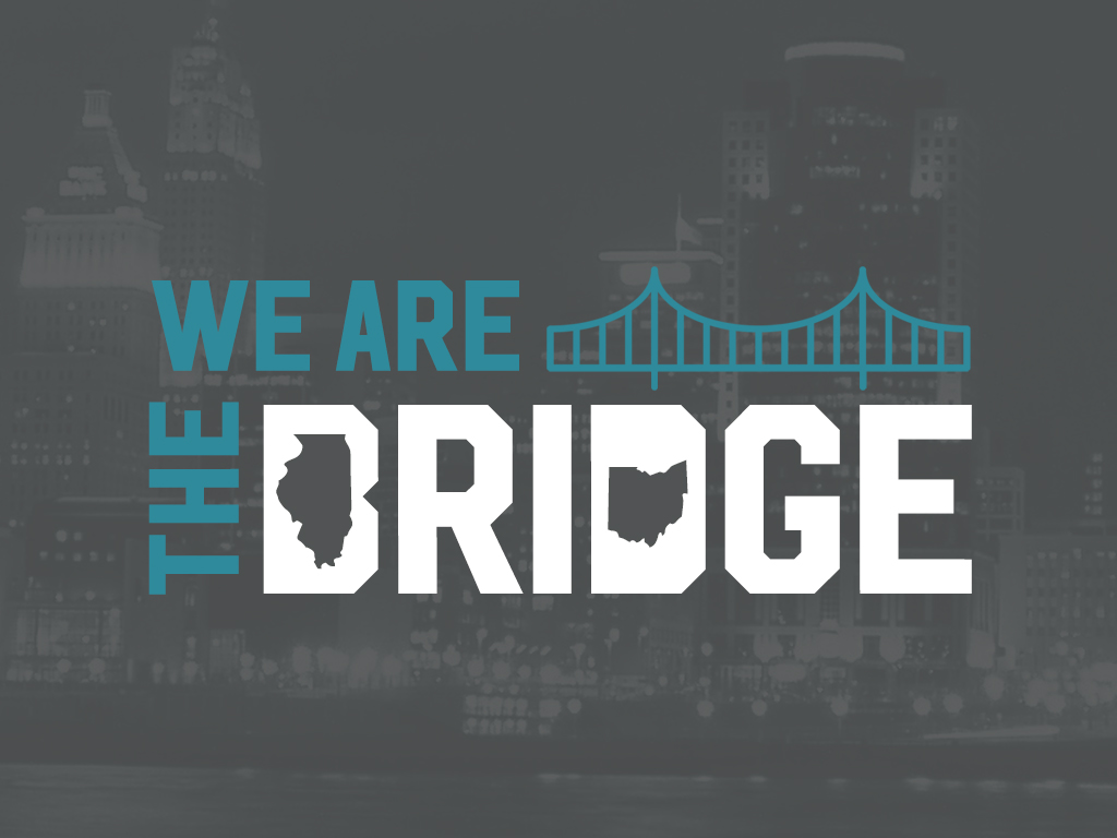 We Are The Bridge - Logo