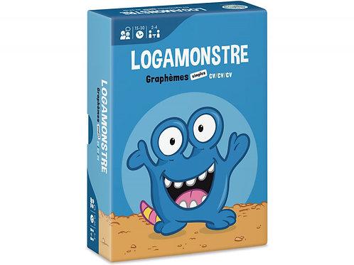 LOGAMONSTRE 4 : GRAPHÈMES SIMPLES – CV/CV/CV