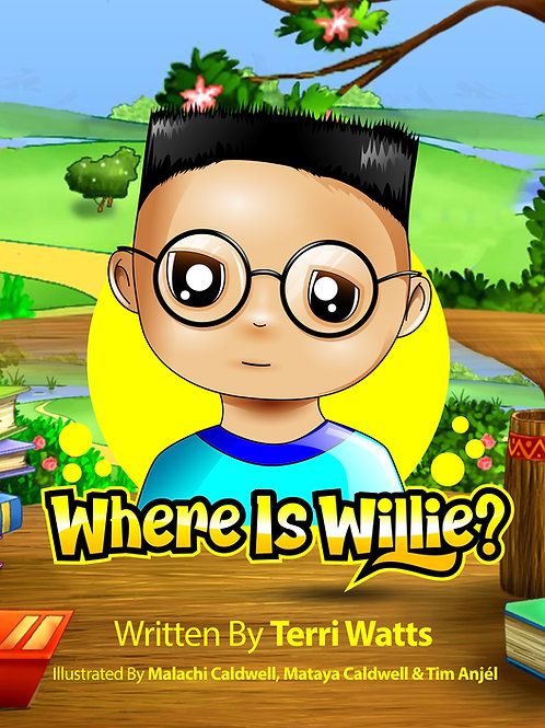 WHERE IS WILLIE? (Ebook)
