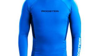 Rooster Rash Top Long Sleeved