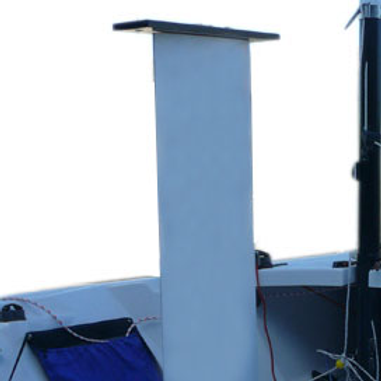 Viper keel with top plate
