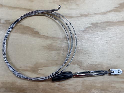 Viper Lower (Open Turnbuckle)