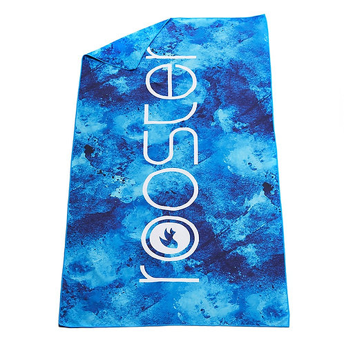 Azure Microfibre Quick Drying Towel