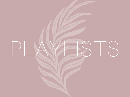 Playlists to get you dancing!