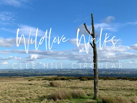Wildlove Walks - Clee Hill Circular