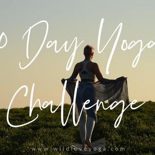 April's 30 Day Yoga Challenge!
