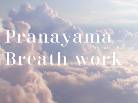 Time to breathe.