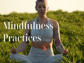 4 Mindful Practices