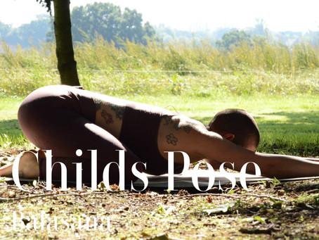 DAY 16 - Childs Pose #wildlove30days