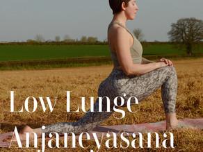 DAY 13 - Low Lunge #wildlove30days