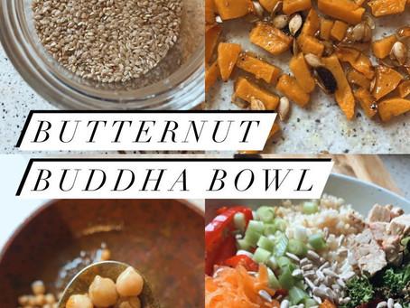 Buddha Bowl - Butternut squash