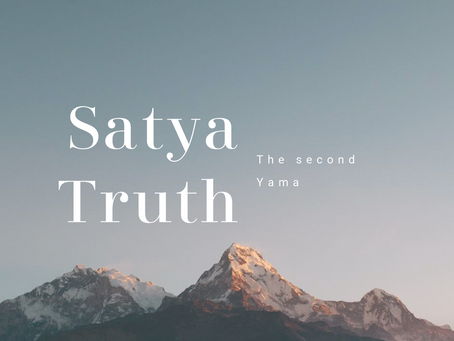 Satya - Truth